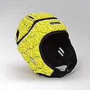 Rhino Unisex Adult Rugby Headguard (L) (Yellow)