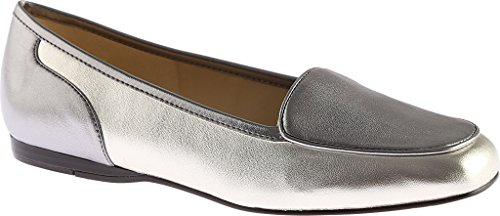 "Bandolino ""Liberty"" Loafers Metallisches multi metallisches Nappa synthetisch"