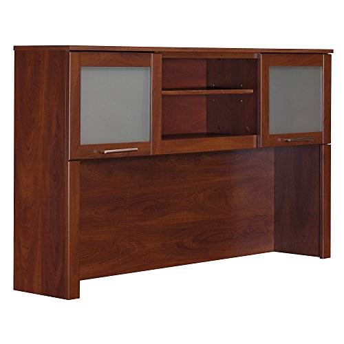 Somerset 60W Hutch - Soho Cherry Finish