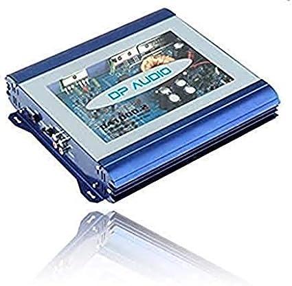 Amazon.com: DP Audio Video DA1000.2 2-Channel 1000W MOSFET Bridgeable Power Amplifier: Car Electronics