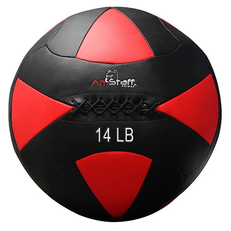 AmStaff Fitness 14lbs Commercial Wall Ball for sale  Delivered anywhere in Canada