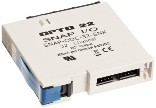 Opto 22 SNAP-ODC-32-SNK - SNAP Digital (Discrete) Output Module, Load Sinking, 32-Channel, 5-60 VDC