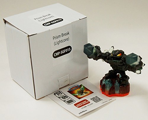 Skylanders Giants PRISM BREAK Lightcore Figure & Code