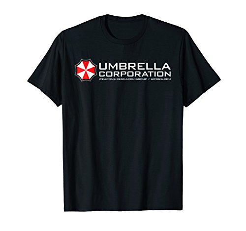 Umbrella Corporation Logo T-Shirt