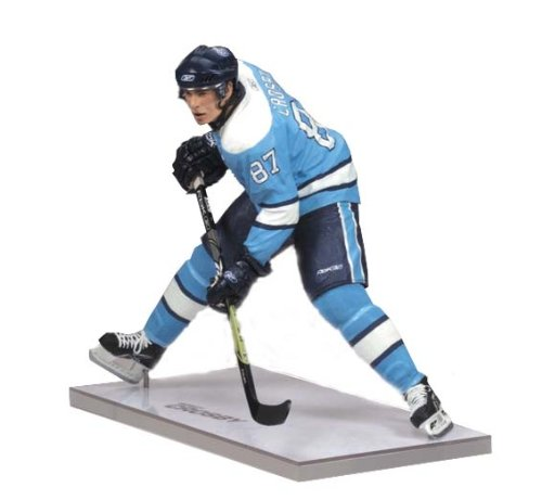- Pittsburgh Penguins Sidney Crosby McFarlane 6 -Inch Action Figure NHL 2009 Series 21