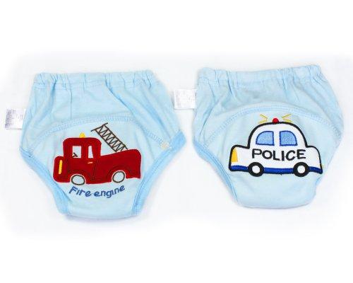 BONAMART ® 2 Stück Baby Junge Mädchen Kids Trainerhosen Unterwäsche 95 cm
