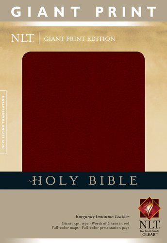 Download Holy Bible, Giant Print NLT ebook