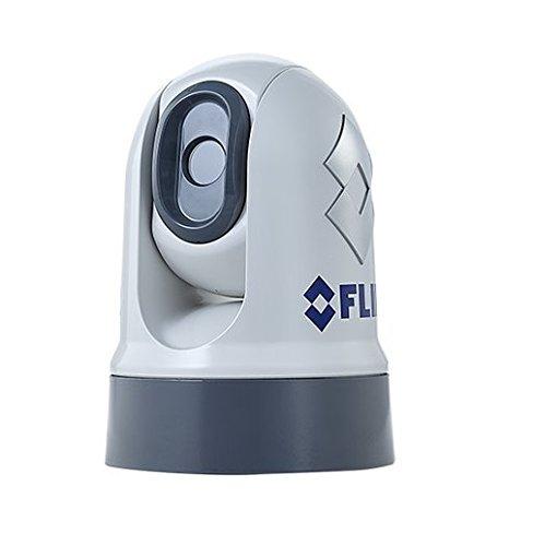 FLIR E70354 M232 Thermal Camera, Pan/Tilt, Compact, White/Grey