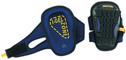 2 Pack Irwin 4033006 I-Gel Stabilizer Kneepads by Irwin Tools by Irwin Tools