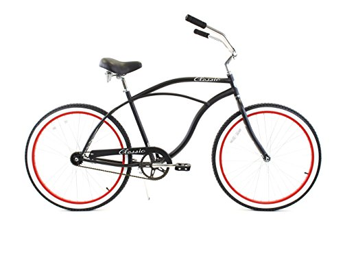 Zycle Fix Classic Beach Cruiser Series