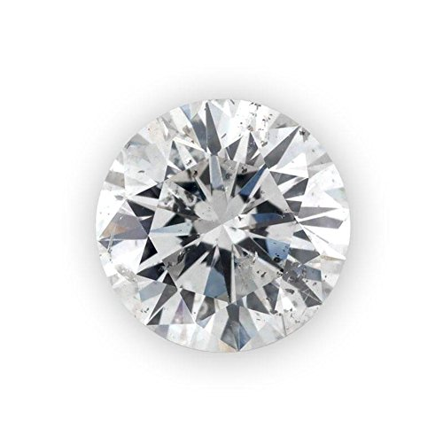 5 8 Ct Round Brilliant Cut 5 30 Mm G I1 Loose Diamond Natural Earth Mined