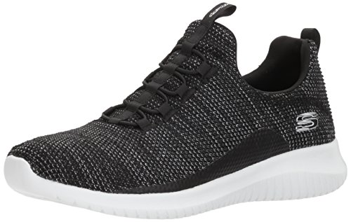 Flex Black Capsule Women's Sneaker White Ultra Skechers qRxT8RE