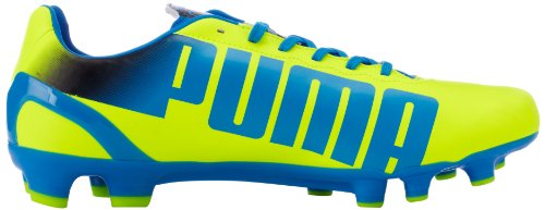 cheap largest supplier cheap store Puma Men's Evospeed 4.2 FG Soccer Cleat Yellow/Brillant Blue/Black buy online new bIMRZvE3Im