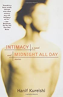 Something to tell you a novel hanif kureishi 9781416572114 intimacy and midnight all day a novel and stories fandeluxe Gallery