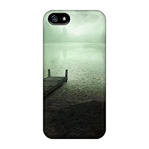 Tough Iphone Fjz28717arST Cases Covers/ Cases For Iphone 5/5s(mystery Case Files 9 Shadow Lake01)