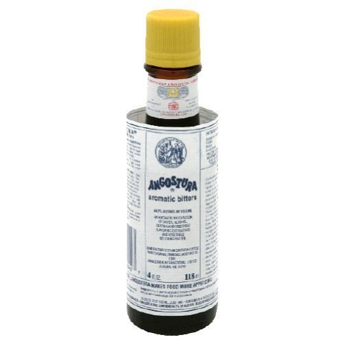 Angostura, Bitters, 4-Ounce (12 Pack)