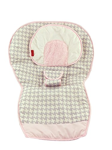 Fisher-Price Sweet Surroundings Butterfly Friends Deluxe Newborn Rock 'n Play Sleeper - Replacement Pad