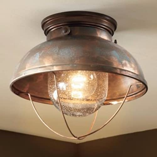 Rustic Lighting Fixtures: Amazon.com