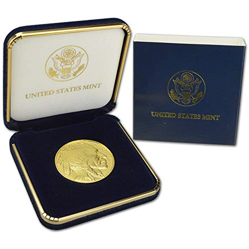 (2019 American Gold Buffalo (1 oz) US Mint Giftbox $50 Brilliant Uncirculated US Mint)
