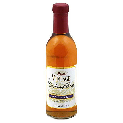 Reese Marsala Cooking Wine, 12.7 Ounce (Marsala Cooking Wine)