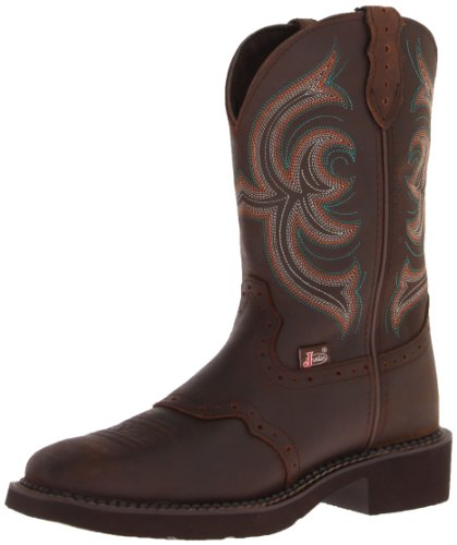 Justin Boots Women's Gypsy Collection, Aged Bark, 9.5 B US