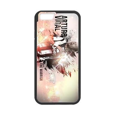 Arturo Vidal 2014 Juventus Wallpaper Iphone 6 4 7 Inch Cell Phone