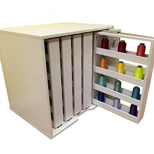 Arrow 2051 Mod Squad 5 Rack Modular Thread Cabinet by Arrow Sewing Cabinets