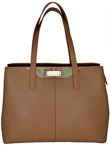 Safari Donna Beige Woman Alviero Borsa Bag Martini qwzt4P6