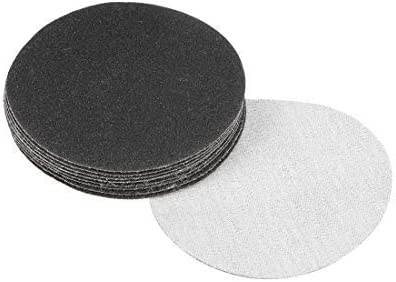 3-inch wet and dry sanding disc 180-piece silicon carbide hook and loop sanding disc 10 pieces