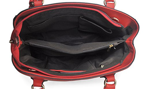 Sorrentino Petite BAG Handbag Silver863 Doc Women's 8BS7PqY