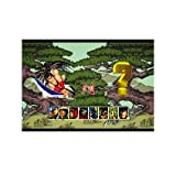 Taka Co 16 Bit Sega MD Game Shin Samurai ShodownHaohmaru Jigokuhen 16 bit MD Game Card For Sega Mega Drive For SEGA Genesis