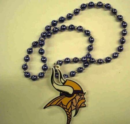 (Minnesota Vikings Team Logo Beads)