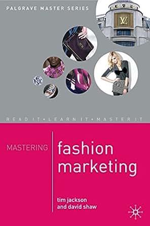 Mastering Fashion Marketing Ebook