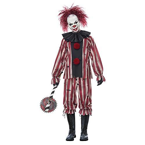 California Costumes Nightmare Clown Adult ()