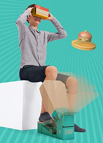 41cCUemDfvL - Nintendo Labo Toy-Con 04: VR Kit - Switch