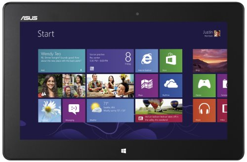 ASUS Vivotab Smart ME400C-C2-BK 10.1-Inch 64GB Tablet (Black) with Office 2013 H&S