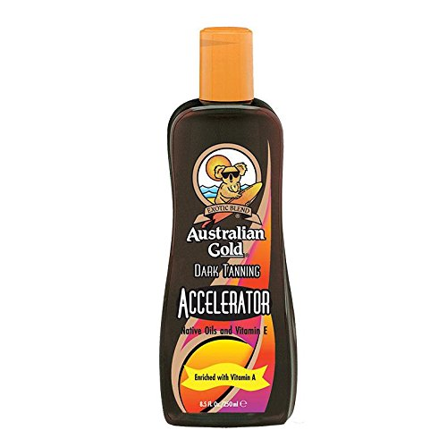 Tan Accelerator With Bronzer - 2