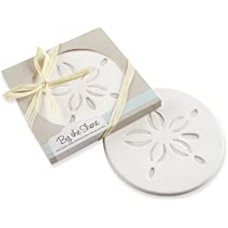 "Kate Aspen ""By The Shore Sand Dollar Coaster"
