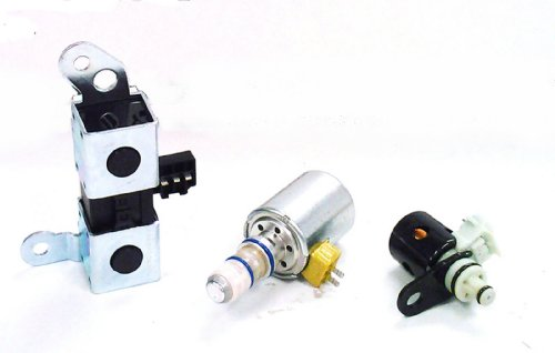 AODE 4R70W Transmission SOLENOID KIT 3 Pieces 1998-2004 Ford AOD AOD-E
