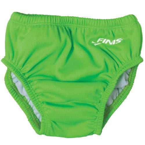 Swim Diaper - Solid Lime Green L
