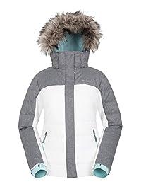 Mountain Warehouse Monte Rosa Womens Ski Jacket - Winter Padded Coat