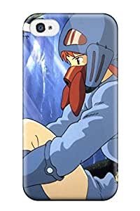 Hot New Nausicaa Of The Valley Of The Wind Case Cover For Iphone 4/4s With Perfect Design by icecream design