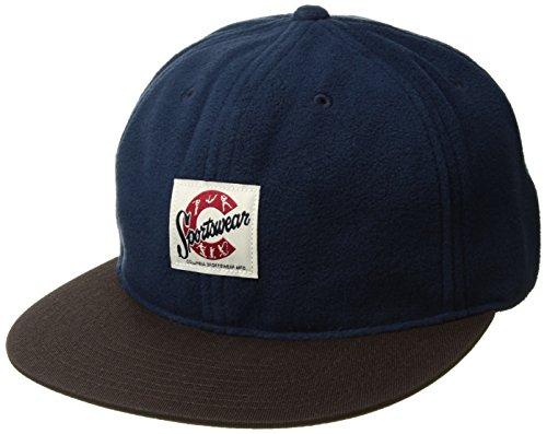 - Columbia Bugaboo Fleece Hat, Collegiate Navy/Buffalo, One Size