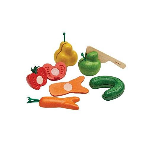 PlanToys 3495 Wonky Fruit in Set