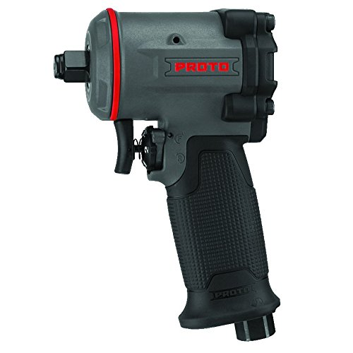 Proto Air Tools – J150WP-M 1 2 Drive Mini Impact Wrench – Pistol Grip