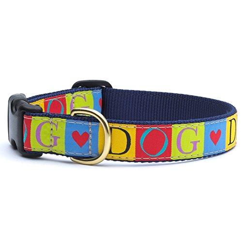 Up Country Dog Love Collar - Medium