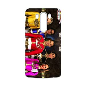 Happy Power Rangers Megaforce Design Personalized Fashion High Quality Phone Case For LG G3
