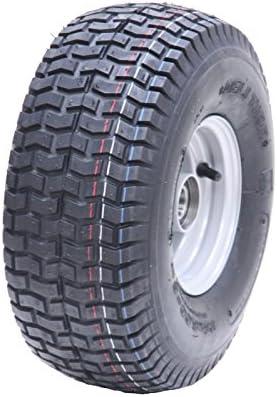 15x6.00-6 neumático de Hierba en el Carrito del Borde de la Rueda Buggy- Trailer- heno Bob Turner rastrillo Pesado