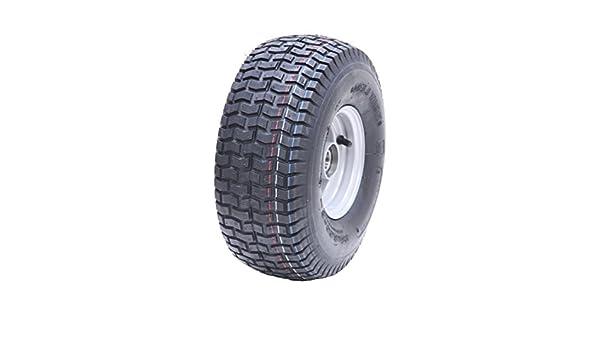 15x6.00-6 neumático de Hierba en el Carrito del Borde de la Rueda Buggy- Trailer- heno Bob Turner rastrillo Pesado: Amazon.es: Jardín
