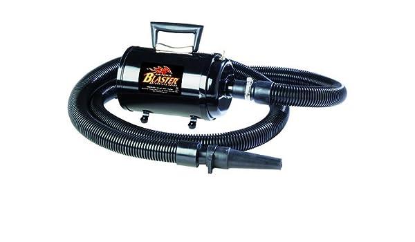 Metropolitan Vacuum Cleaner Company Blaster B3-CD Negro soplador de aire y secadora - Secador de pelo (3,63 kg): Amazon.es: Bricolaje y herramientas